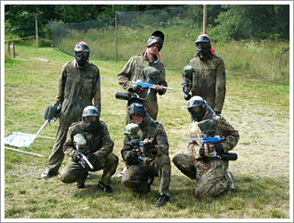 Adventure Park Paintball