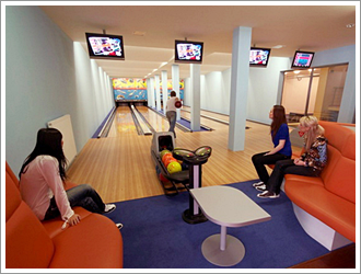 Bowling Lipno Point