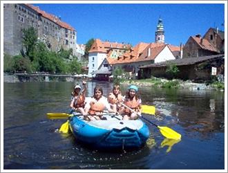 Výlety po Vltavě