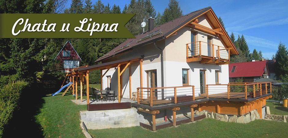 Chata u Lipna